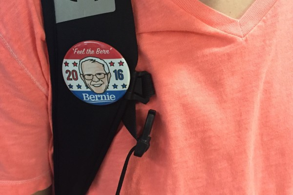 Letter to the Editor: Bernie's the worst presidential candidate of 2016
