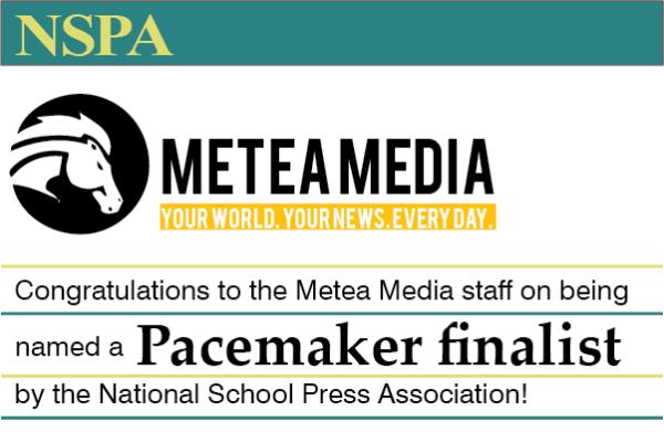 Metea Media named Pacemaker finalist