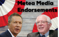 Editorial: The Stampede endorses John Kasich and Bernie Sanders for Illinois primary election