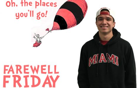 Farewell Friday: Esteban Castillo, Miami University