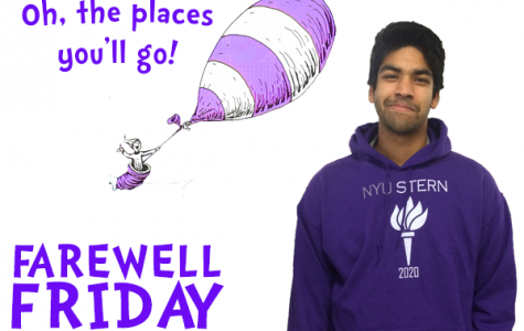 Farewell Friday: Shivansh Padhy, New York University