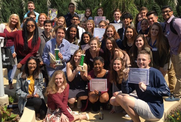 Journalism programs recognized for excellence at NISPA