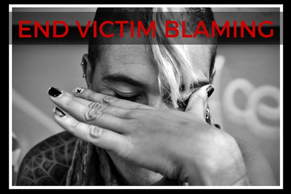 Letter to the editor: Victim blaming continues to be a problem in America