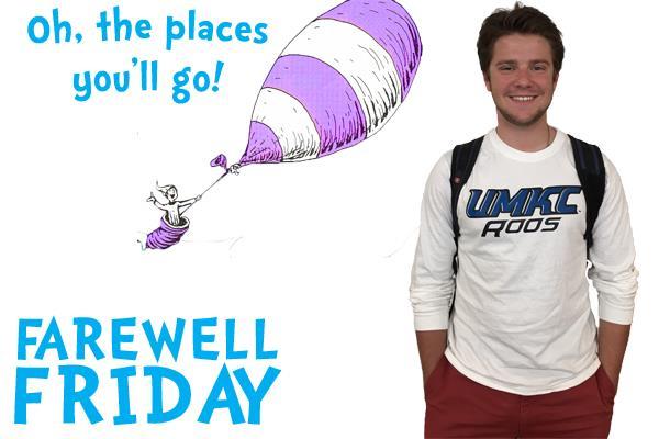 Farewell Friday: Michael Brancato, University of Missouri-Kansas School of Medicine