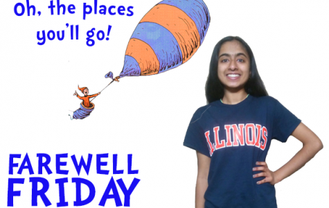 Farewell Friday: Deepa Shankar, University of Illinois at Urbana-Champaign
