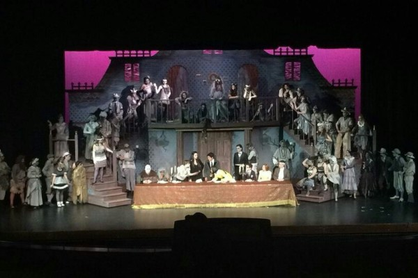 Talented performances, dark irony drive Addams Family
