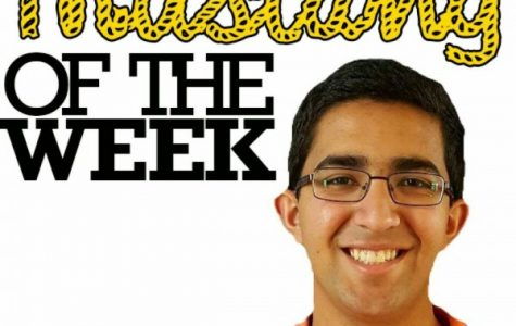 Mustang of the Week: Rohin Bhasin