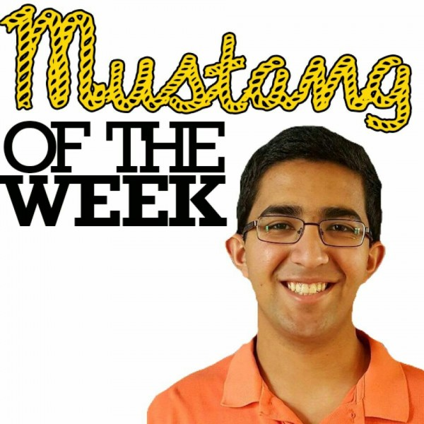 Mustang of the Week: Rohin Bhasin