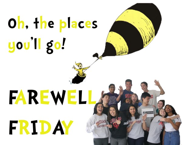 Farewell Friday: The Stampedes seniors