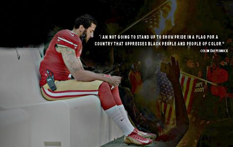 Kaepernick's anthem protest forces necessary dialogue on race