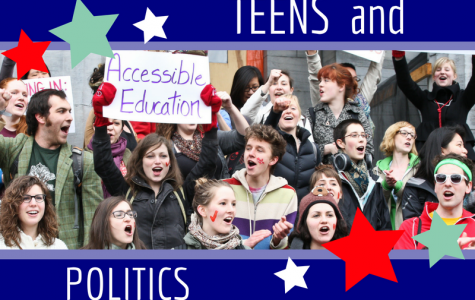 Why is our generation so involved with this election?