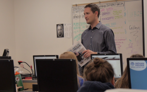 Newspaper provides students with a platform for expression