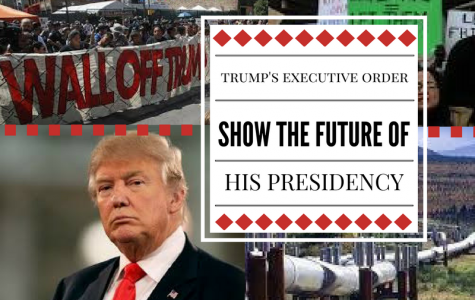Trump's executive orders show the future of his presidency