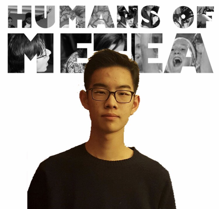 Humans of Metea: Shawn Park