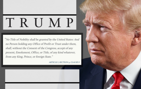 The Emolument Clause on Trump's presidency