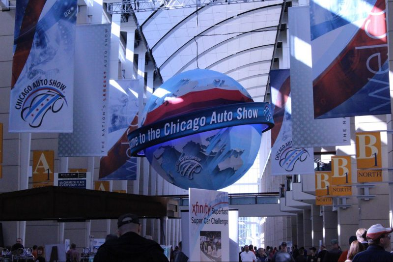 Chicago Auto Show unveils major innovations with its latest vehicles
