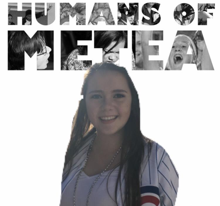Humans of Metea: Nicole Hodge