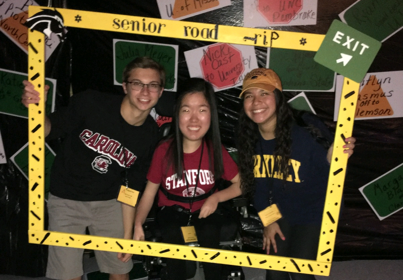 Senior Road Trip gives seniors a chance to create everlasting memories of their high school careers