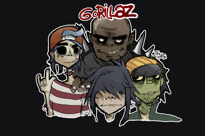 %E2%80%98Humanz%E2%80%99+stands+as+a+scattered+yet+solid+addition+to+the+Gorillaz+catalog