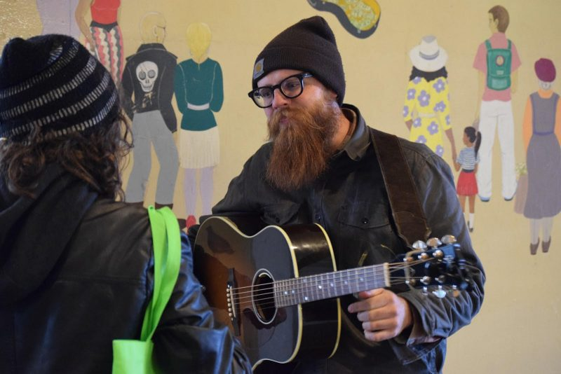 Street musicians bring diversity and style to the streets of Seattle
