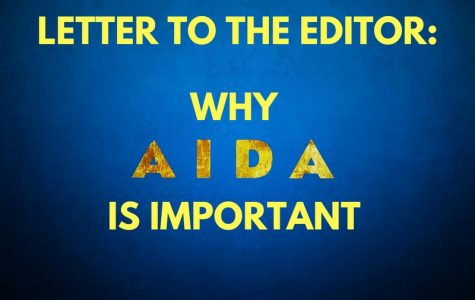 Letter to the Editor: Why the story of AIDA matters, and always will