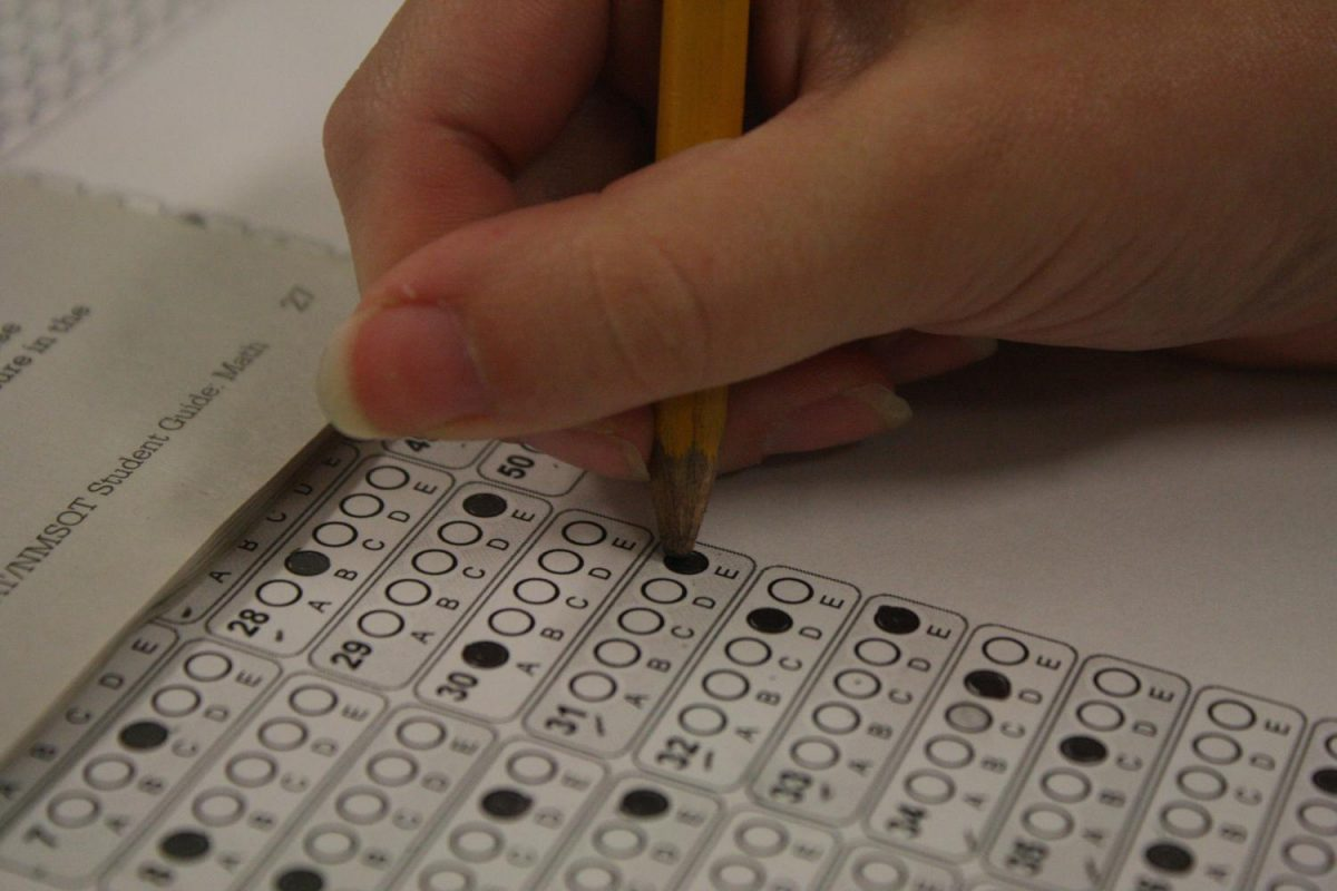 SAT's: An academic hindrance to the developing youth