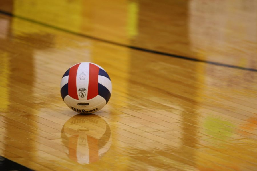 Girls Volleyball continues to keep undefeated conference record
