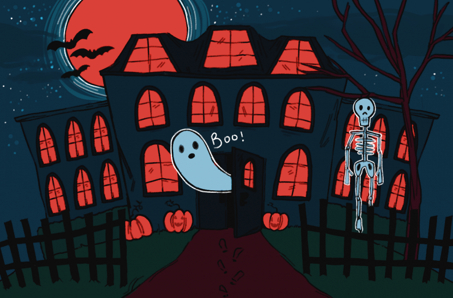 October brings spooky traditions to students this Halloween