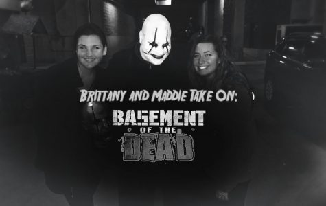 Brittany and Maddie take on: Basement of the Dead