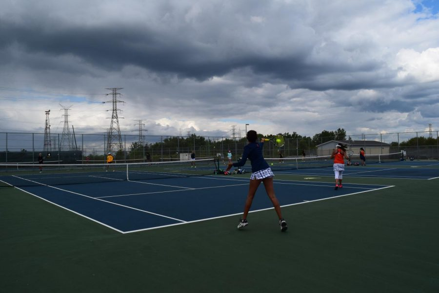 Girls%27+Tennis+aces+at+the+DuPage+Valley+Conference+tournament