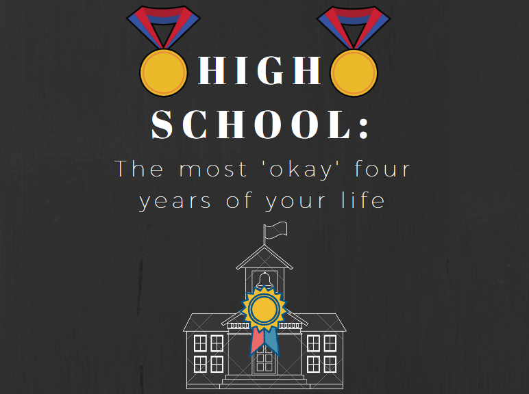 High+School%3A+The+most+%27okay%27+four+years+of+your+life