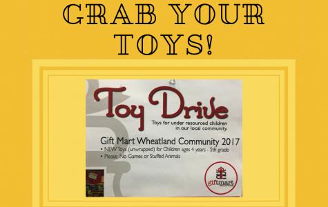 Key Club hosts annual Toy Drive