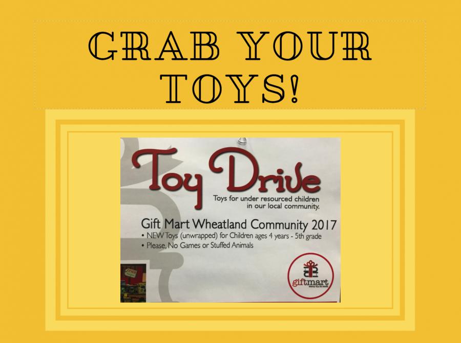 Key+Club+hosts+annual+Toy+Drive