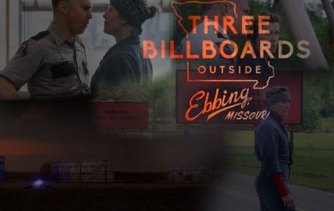 Movie Review with Brandon Yechout – Three Billboards Outside Ebbing, Missouri