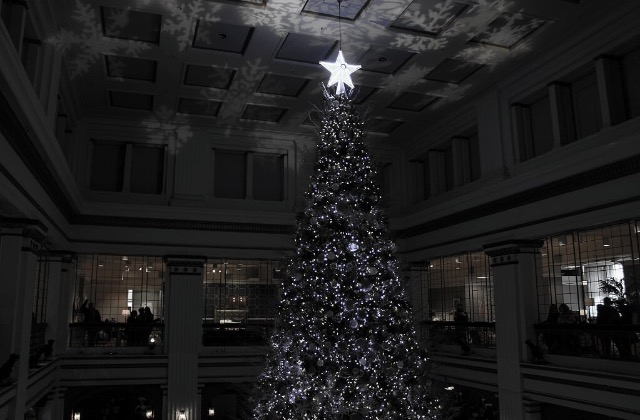 The+holiday+season+brings+beautiful+tradition+to+the+city