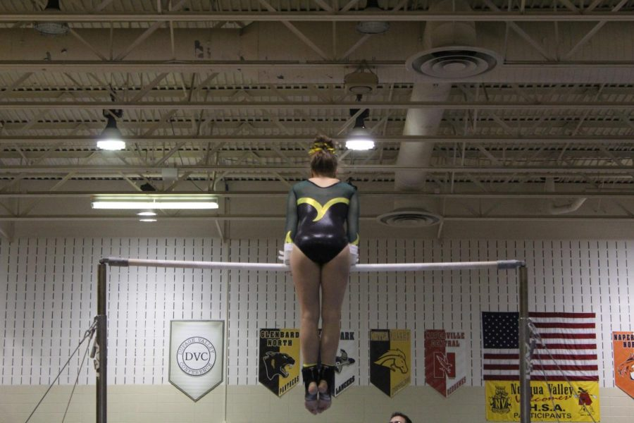 Gymnastics+Wows+at+DVC+Conference