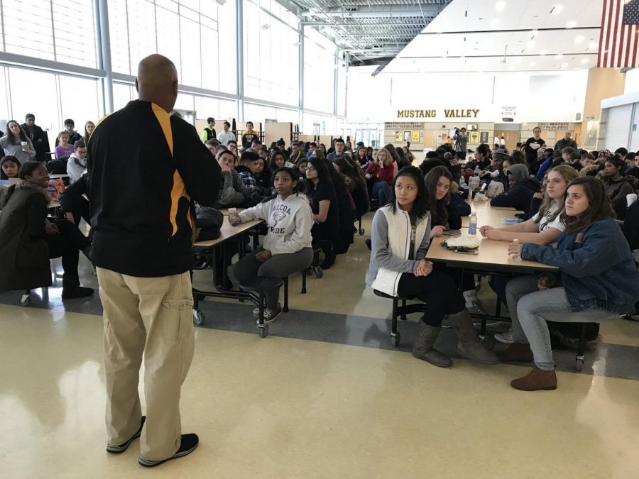 Students engage with community in MLK Day of Service