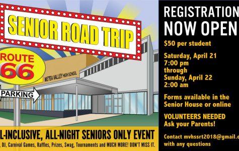Senior Road Trip Information