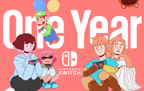 My Year of the Switch