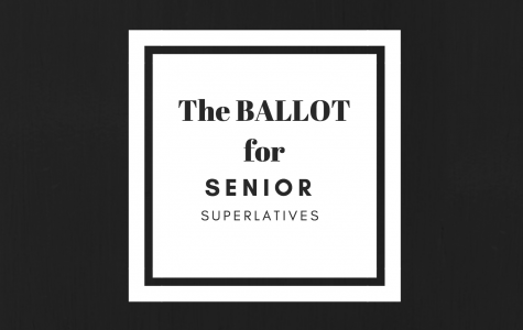Submit your ballot for Senior Superlatives