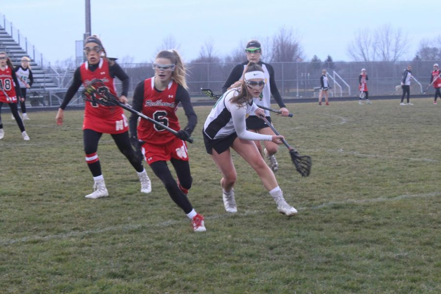Girls Lacrosse continues to stay undefeated