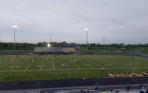 Girls' varsity soccer wins fifth straight regional championship