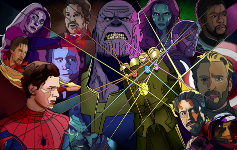 Infinity War unites fans from all Marvel films *SPOILERS*