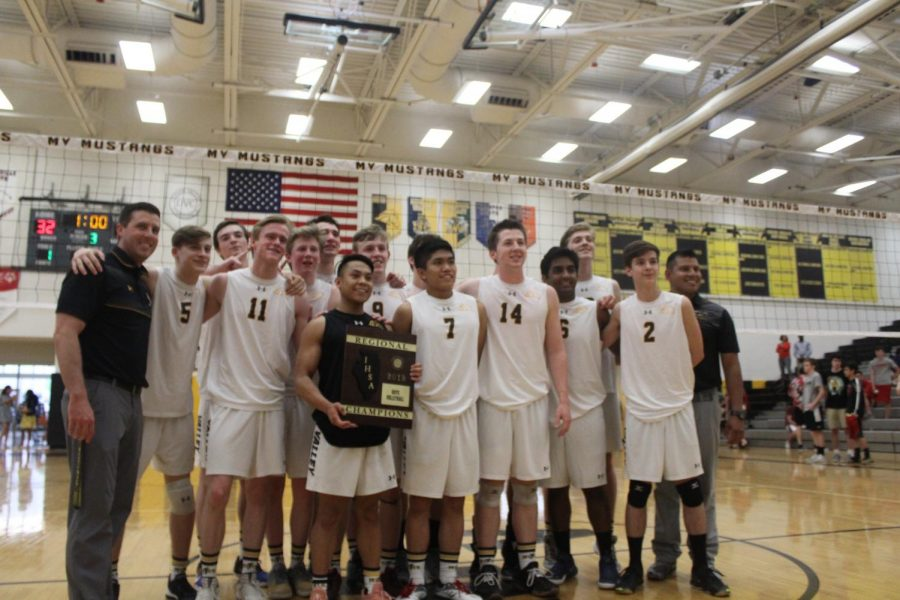 Boys%27+volleyball+makes+program+history+with+regional+title+win