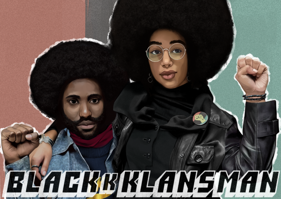 BlacKkKlansman+depicts+a+humorous+and+timely+look+at+race+relations+in+America