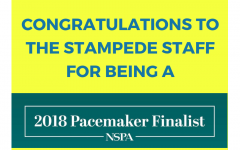 The Stampede selected as 2018 Pacemaker finalist