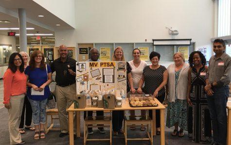 PTSA hosts Coffee with the Principal event