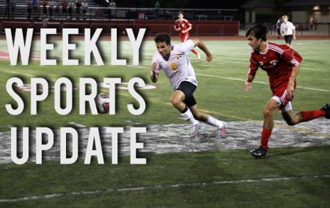 Weekly Sports Update: 9/3-9/8
