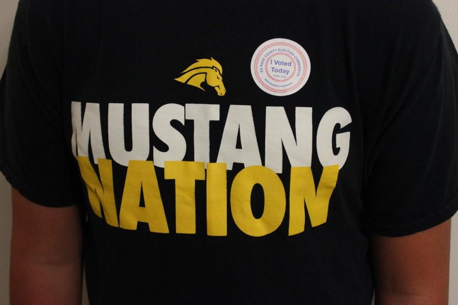 Metea's mock election gives students a fun way to be involved