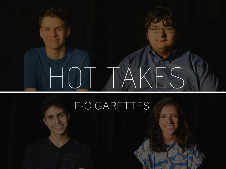 Hot+Takes%3A+The+Use+of+E-Cigarettes+in+Schools